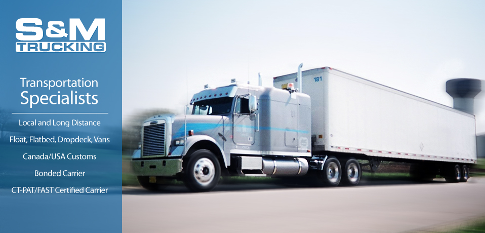 S & M Trucking